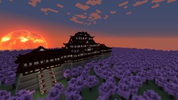 Japanese Castle Minecraft Project