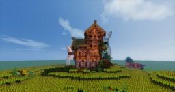 Minecraft Cinematic | Windmill Minecraft Map & Project