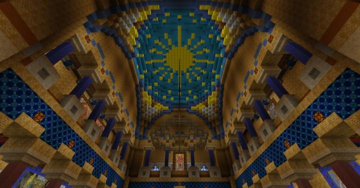 Throneroom Copula