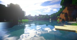 Practicing Shaders Picture Shoots Minecraft Map & Project