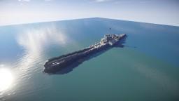 Type XXVIII Megalodon U-Boat [FICTIONNAL/TYPE VIIC U-BOAT INSPIRED] Minecraft Project