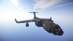 Boeing C-17 Globemaster III [INTERACTIVE - READ THE DESCRIPTION] Minecraft Map & Project