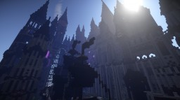 Translyvanian Themed Fantasy Castle