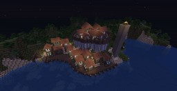 The Farcliff Coast Minecraft Map & Project