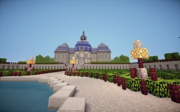 Baroque Palace Minecraft Map & Project