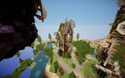 Steampunk House by Buraczek14 & PKrax [TIMELAPSE] Minecraft Map & Project
