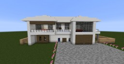 Modern House, MITM Minecraft Map & Project