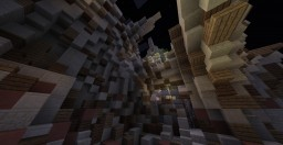 Plot Inspiration #1 - Elven Desert Minecraft Map & Project