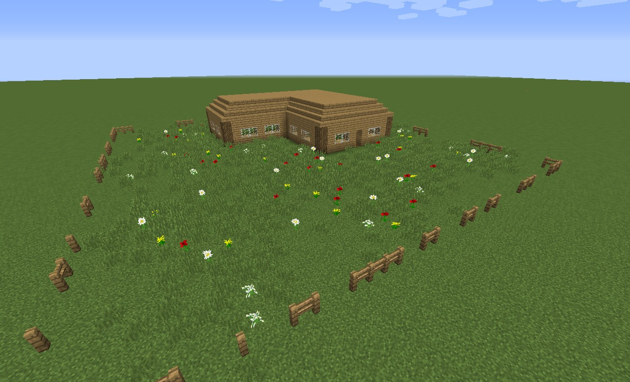 Sword Art Online server Minecraft Map