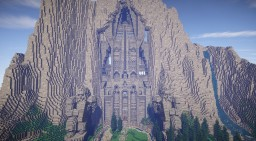 Erebor - The lonely mountain [WIP] [Download Added] Minecraft