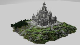 Citadel White Minecraft Map & Project