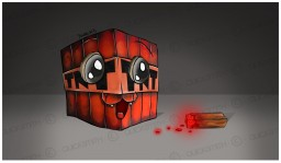 Let it Blow! - TNT art by Quicksmith ~ Minecraft Blog Post