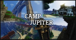 Camp Jupiter - Book based - Project Minecraft Project