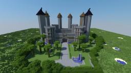 Arcadia Castle The secrets of Parkour Palace Minecraft Map & Project