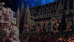 Cathedral of the Damned Minecraft