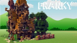 Old Franky's House Minecraft Project