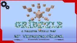 GRIDZZLE | Parkour puzzle map Minecraft