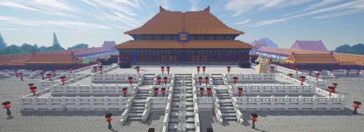 Hall of Supreme Harmony Taihedian