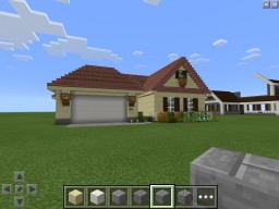 Real Scale Lennar Home Minecraft Map & Project