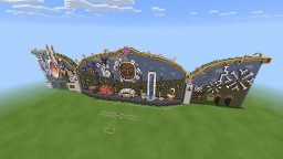 Tomorrowland 2014 [Minecraft Pe] Minecraft Map & Project