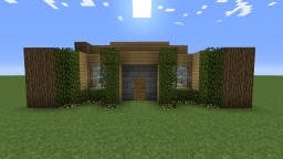 Little House Minecraft Map & Project