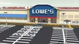 Lowe's: Home Improvement Minecraft Map & Project