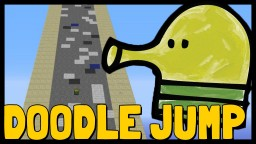 Minecraft Doodle Jump Minecraft Map & Project