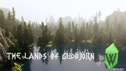 Minecraft Cinematic - The Lands of Gudbjörn [1.8 - Playable - Ressources ON - 2000 X 2000] Minecraft Map & Project