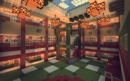 Little Lizard High School Minecraft Map & Project