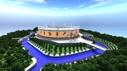 London Olympic Stadium [DOWNLOAD LINK] Minecraft
