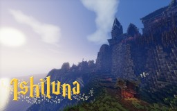 [MythiCubeMMO] Ishiluna, Elven Outpost of the Typhoon Peninsula Minecraft Map & Project