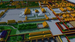 Project 1845 (Beijing 1751 AD) Minecraft Map & Project