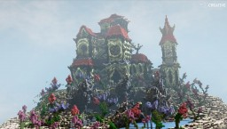 Stalram the flower palace by Alkapule. [Cinematic] + [Download] Minecraft Project