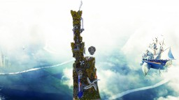 Plot | SteamPunk Minecraft Map & Project