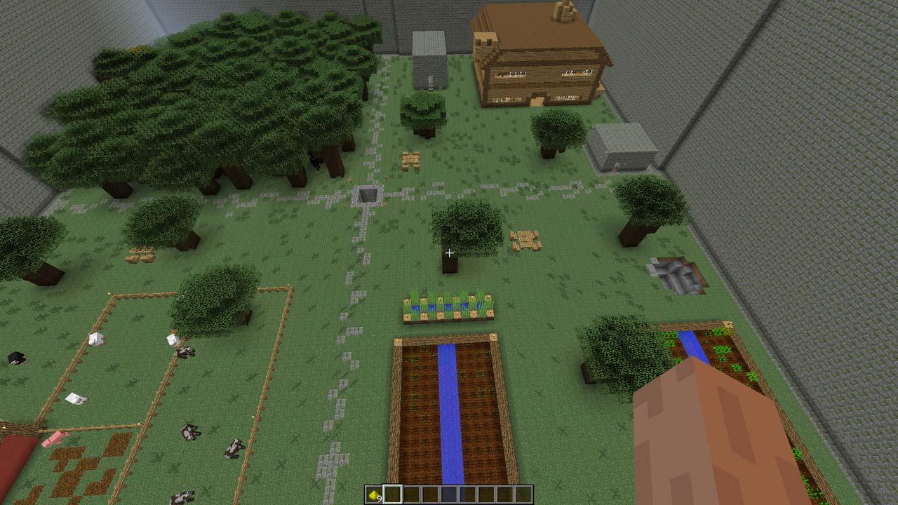 The Homestead Maze Runner