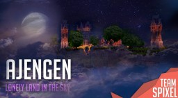 Ajengen - A lonely land in the sky Minecraft