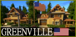 GREENVILLE idyllic village for download (Map + Schematics)