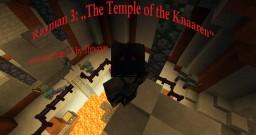 "Rayman 3 Adventure-Map ""The Temple of the Knaaren"" [MC 1.8] Minecraft"