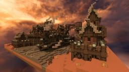 -=RAUDONA  DYKUMA=- The Red Desert  Shipment Depot {Plot Build} Minecraft Map & Project
