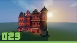 Small urban block Minecraft Project