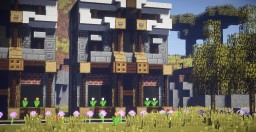Town House Minecraft Map & Project