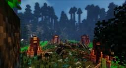 [Spawn / Hub] Lumberjack's Square (Download) Minecraft Map & Project