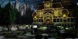 Haunted Mansion - An upcoming custom server minigame made for Little Lizard Gaming. Minecraft Project