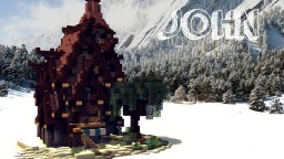 John's House Minecraft Map & Project