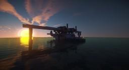 PBY catalina Minecraft Map & Project