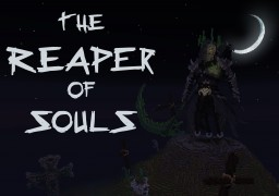 The Reaper of Souls Minecraft Map & Project