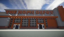 Home Depot | TRS Minecraft