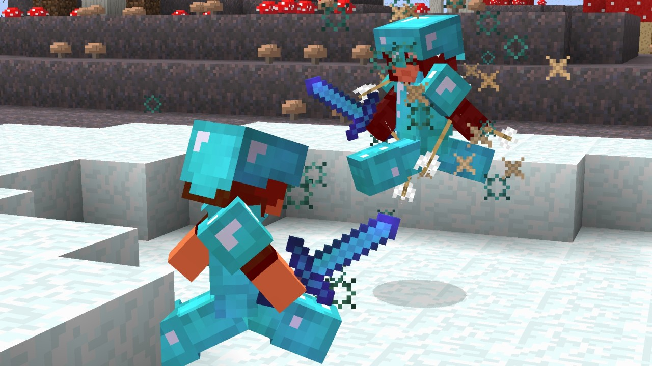 how to become a pvp master in minecraft
