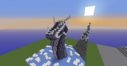 Dragon Head Minecraft Map & Project