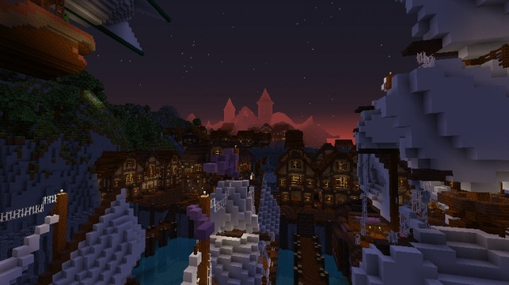 Endercross: 8th Era Minecraft Server